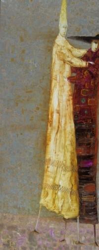 Arūno Žilio paveikslas - Pasimatymas