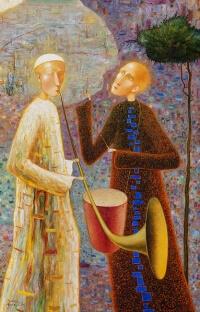 Arūno Žilio paveikslas - Melodija